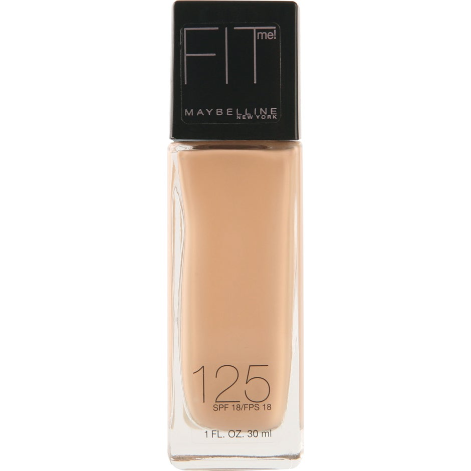 Fit Me Foundation 30ml Maybelline Foundation