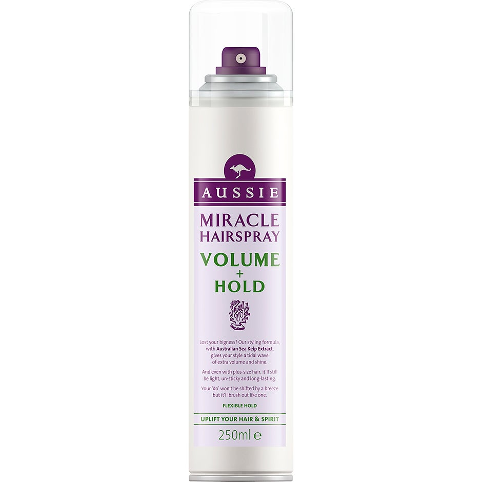 Miracle Hairspray, 250ml Aussie Hårspray