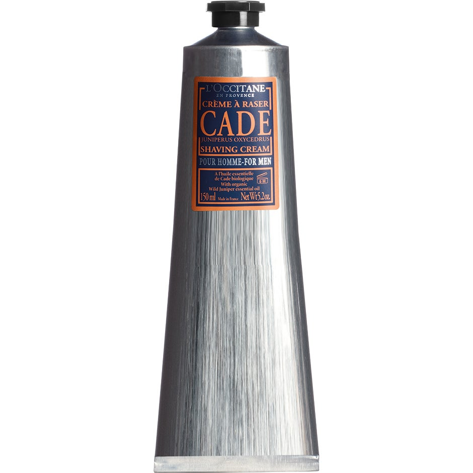 L'Occitane Cade Shaving Cream, 150ml L'Occitane Rakgel