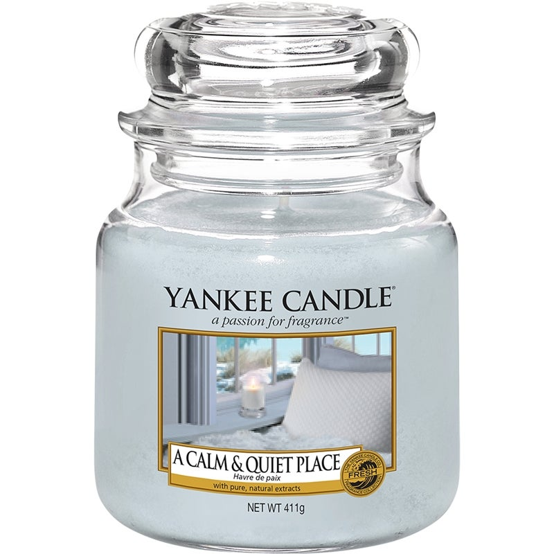 Yankee Candle Calm And Quiet Place
