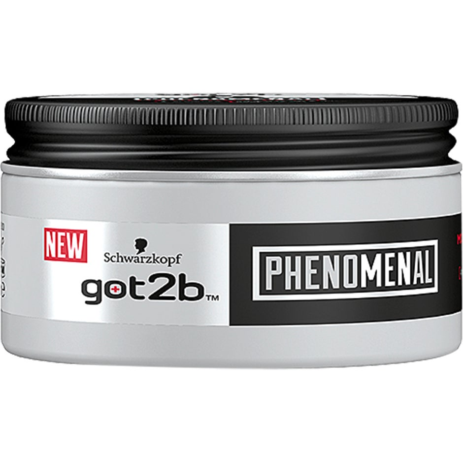 Got2B phenoMENal 75ml Schwarzkopf Hårvax