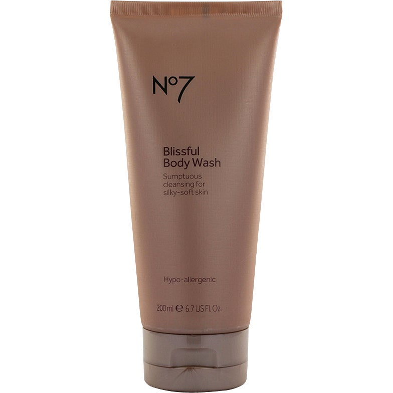 Boots No7 Blissful Body Wash 200 ml