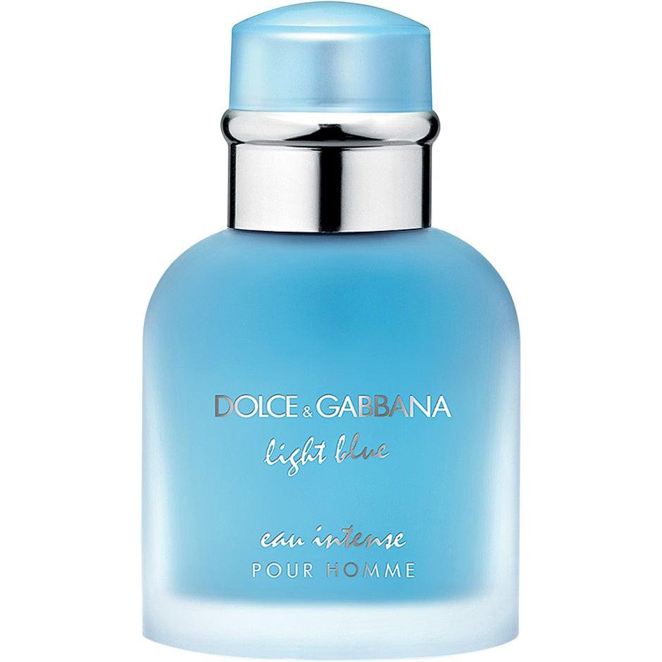 Köp D&G light blue intense 50ml, 50ml Dolce & Gabbana Parfym fraktfritt thumbnail