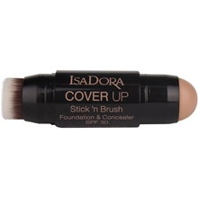 Cover Up Stick´N Brush Foundation & Concealer SPF30