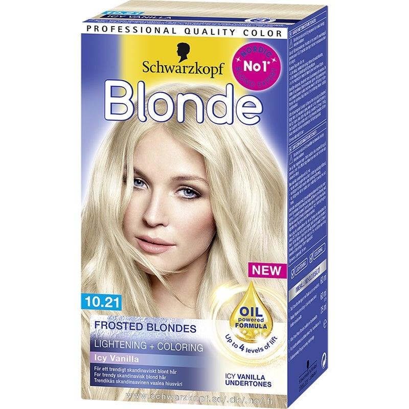 köpa blekning till hår