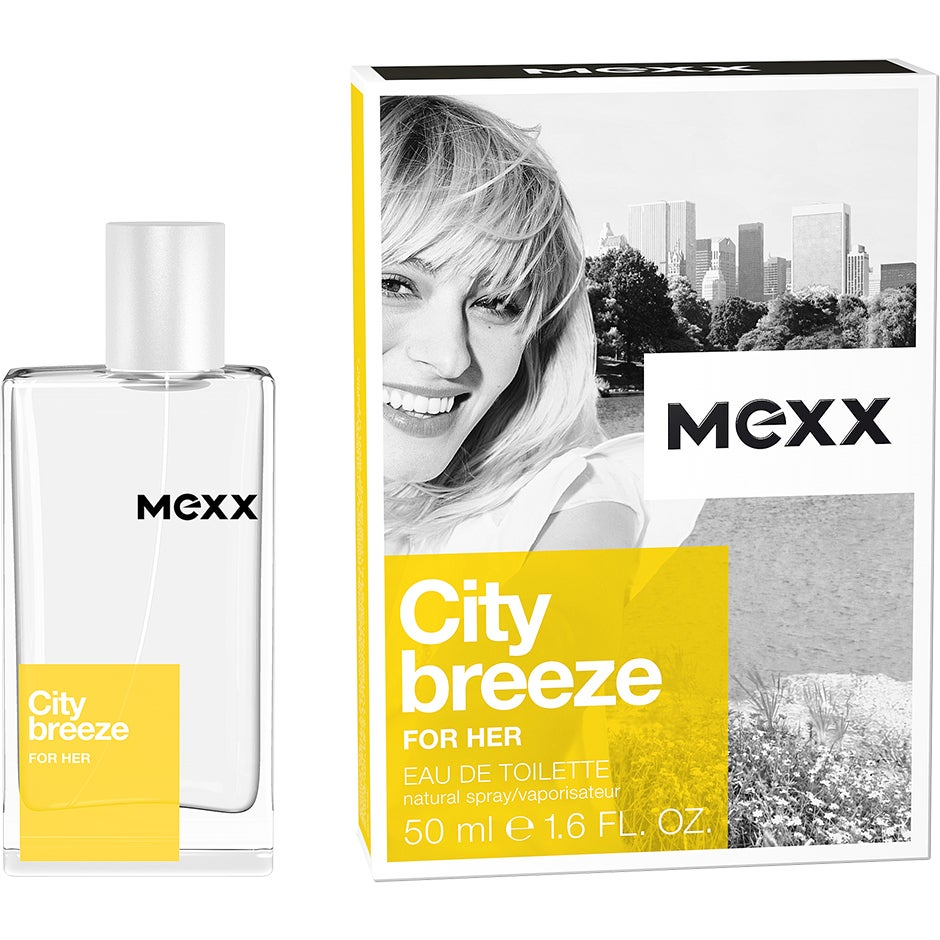 City Breeze Woman 50ml Mexx Parfym thumbnail