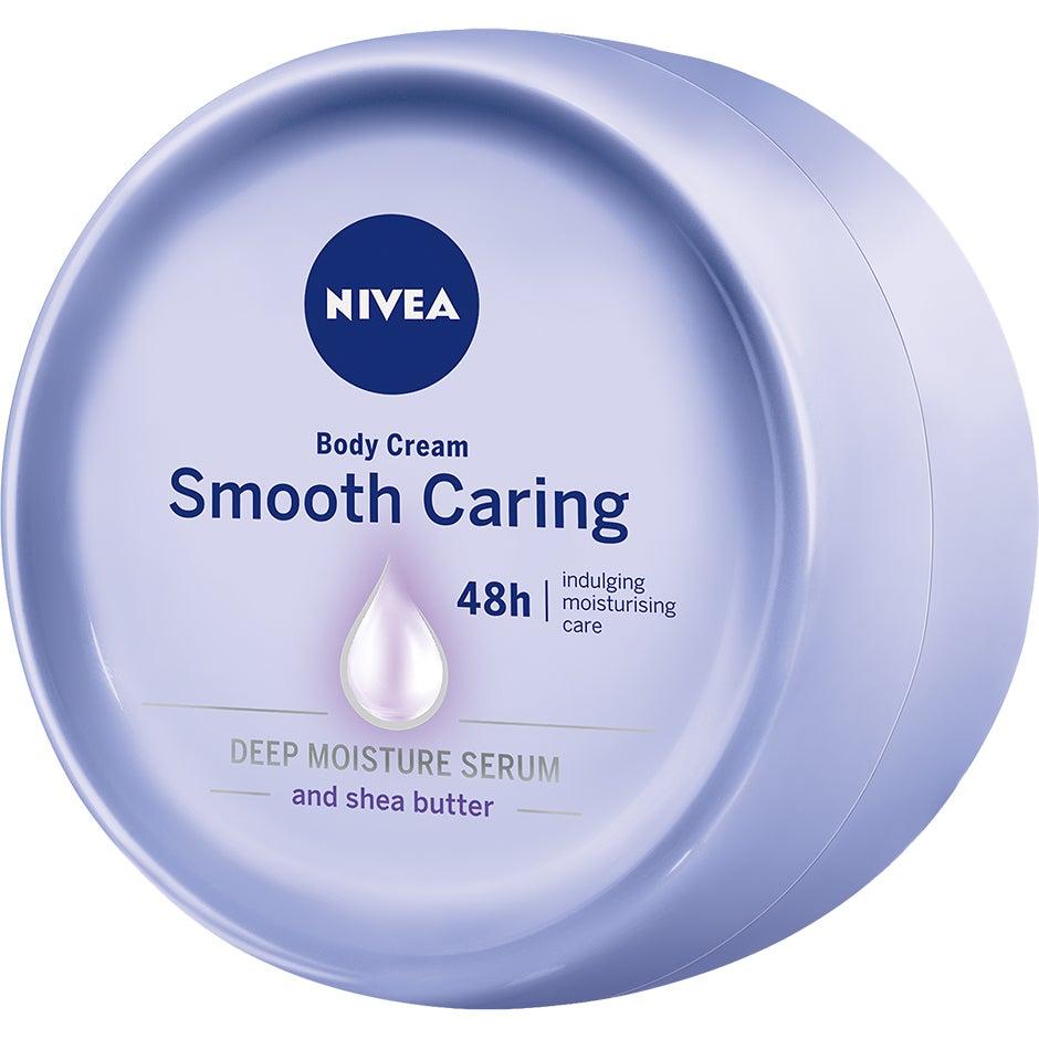 nivea body lotion smooth caring