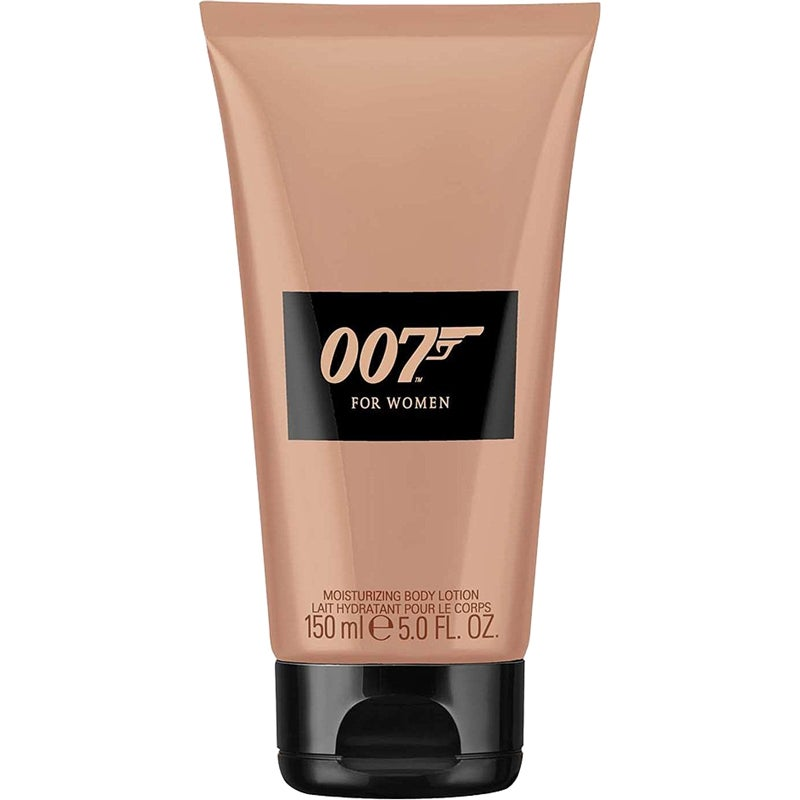 James Bond James Bond 007 for Woman Body Lotion