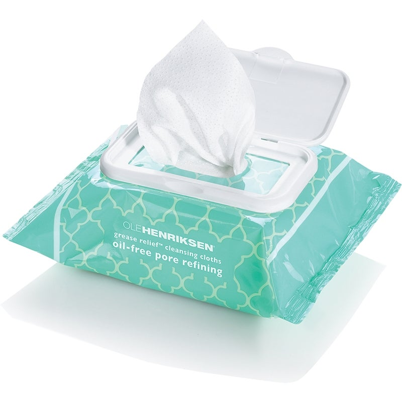Grease Relief Cleansing Cloths