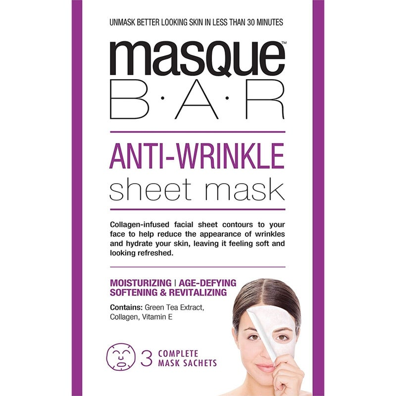 Anti-Wrinkle Sheet Mask