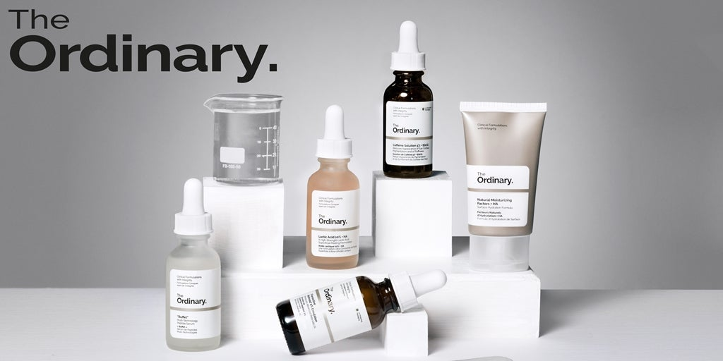 The Ordinary. Hudvård & Serum