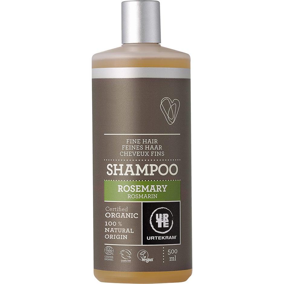 Köp Rosemary, Shampoo 500 ml Urtekram Shampoo fraktfritt