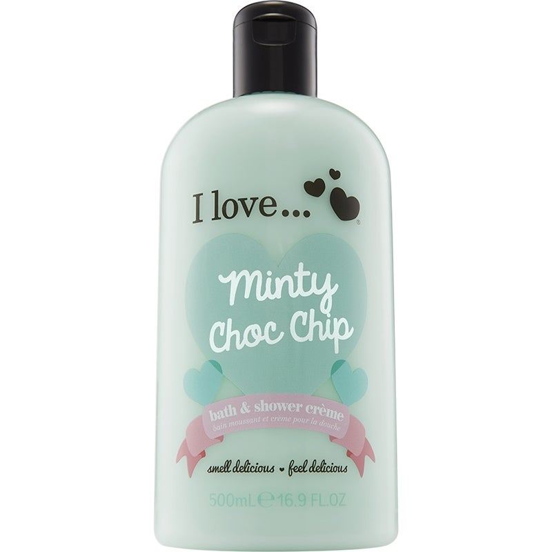 I love… Minty Choc Chip