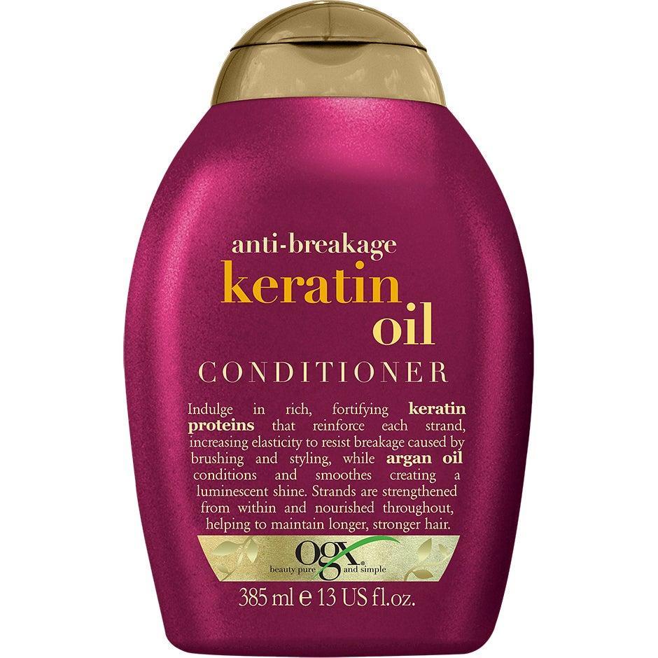 Ogx Anti-Breakage Keratin Oil Conditioner, 385 ml OGX Conditioner - Balsam