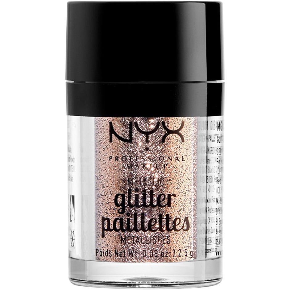 Face & Body Glitter, Goldstone 2,5 g NYX Professional Makeup Ögonskugga