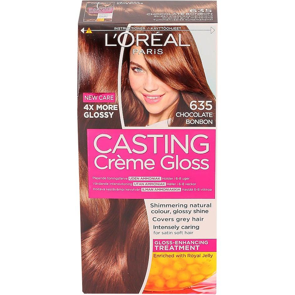 loreal hårfärg casting creme gloss