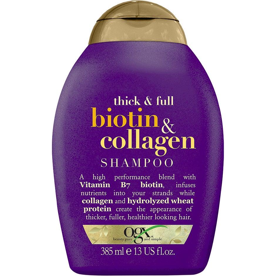 Ogx Thick & Full Biotin & Collagen Shampoo, 385 ml OGX Shampoo