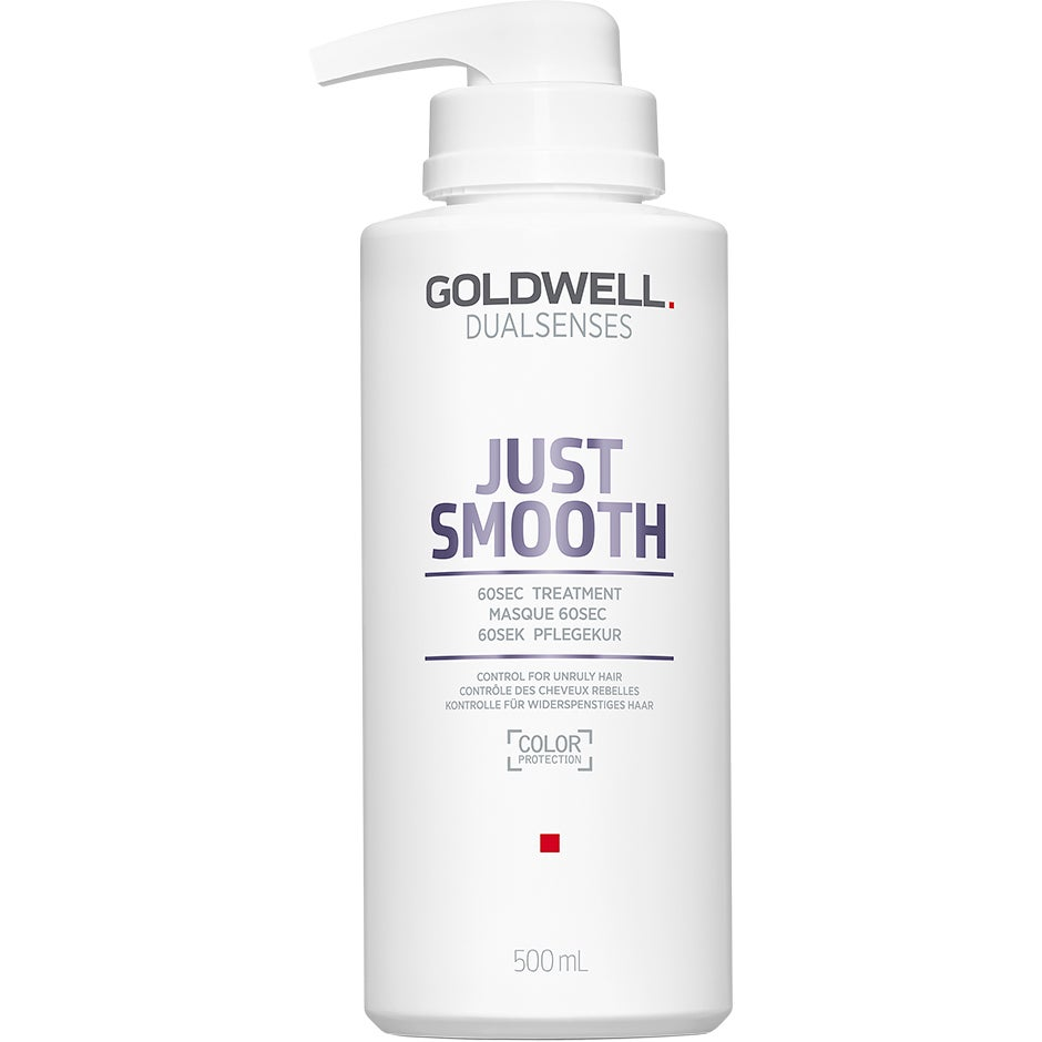 Dualsenses Just Smooth, 500ml Goldwell Hårinpackning