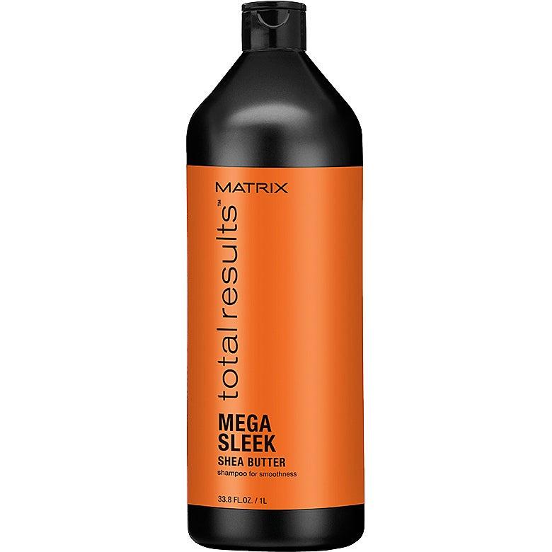 Matrix Total Results Mega Sleek Shampoo, 1000ml Matrix Shampoo
