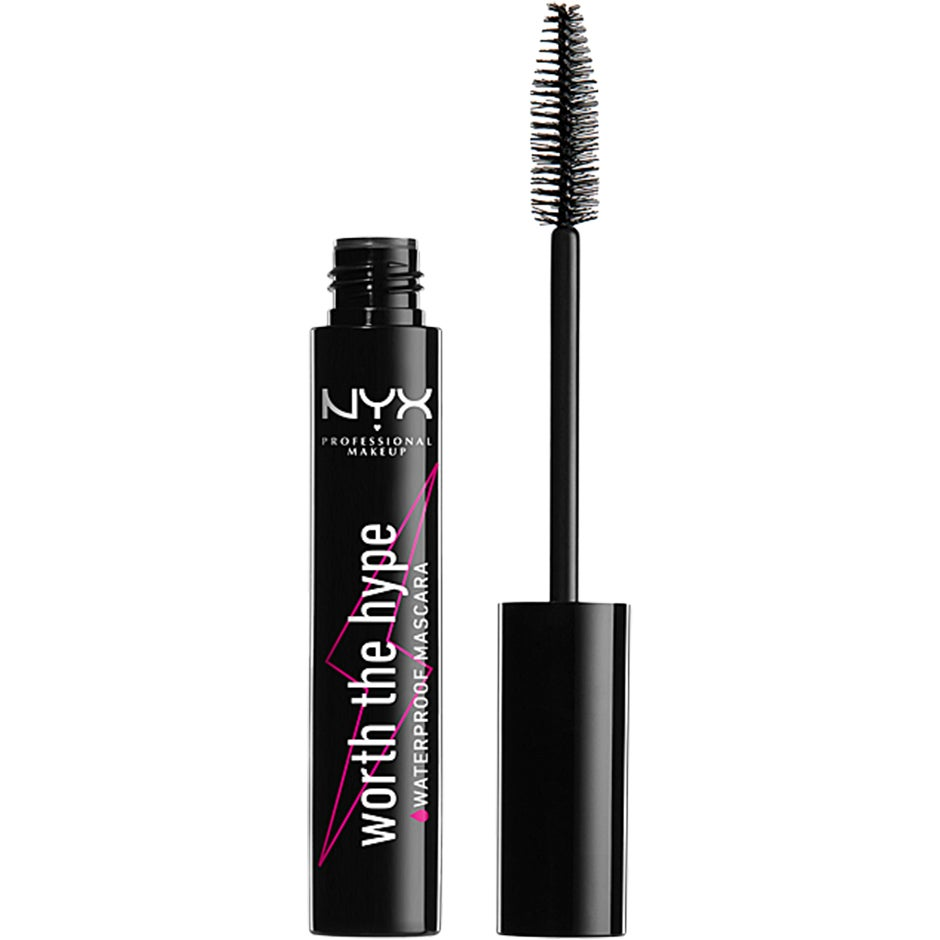 Worth The Hype Color Waterproof Mascara NYX Professional Makeup Mascara