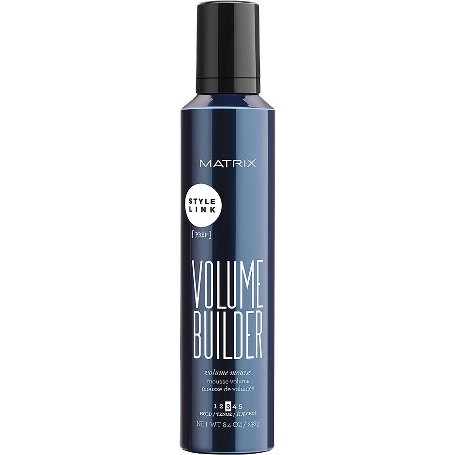 Matrix Style Link Volume Builder Volume Mousse, 238 ml Matrix Mousse