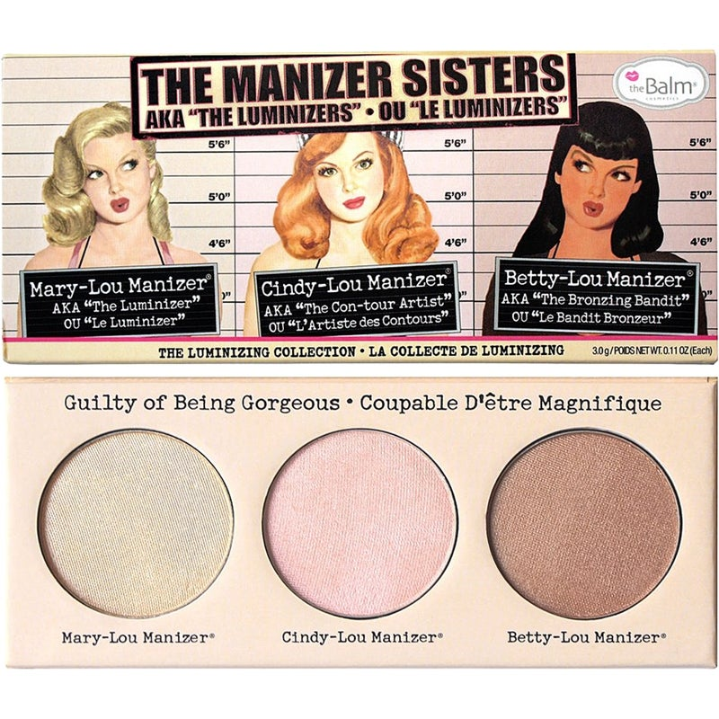 the Balm Manizer Trio