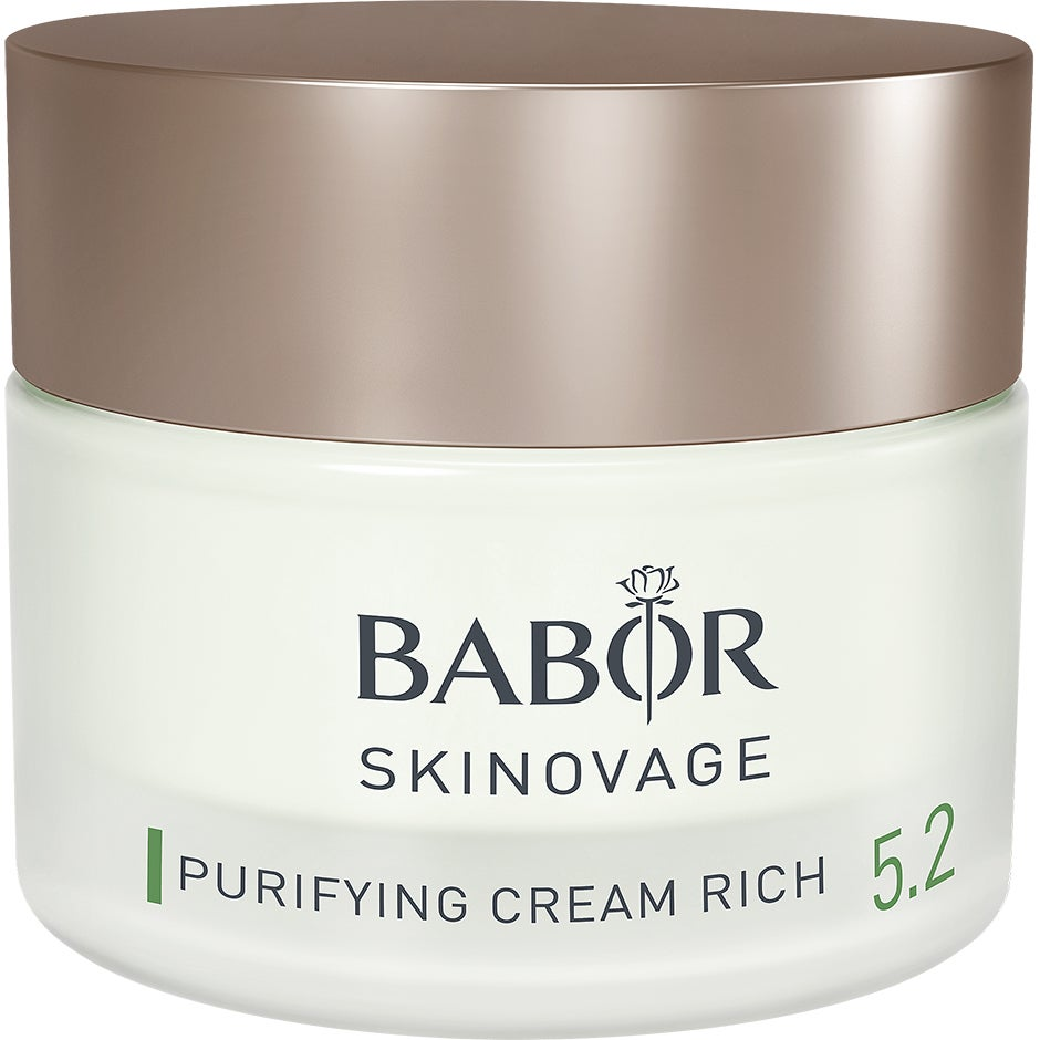 Babor Skinovage Purifying Cream Rich, 50 ml Babor Dagkräm