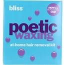 Bliss Poetic Waxing At Home
