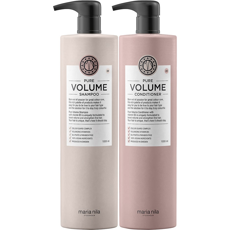 Pure Volume Duo,  Maria Nila Hårvård