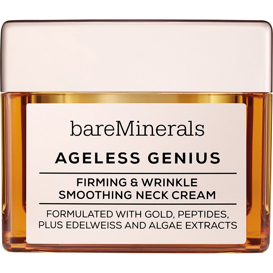bareMinerals Ageless Genius Firming & Wrinkle Smoothing Neck Cream, 50 g bareMinerals Dagkräm