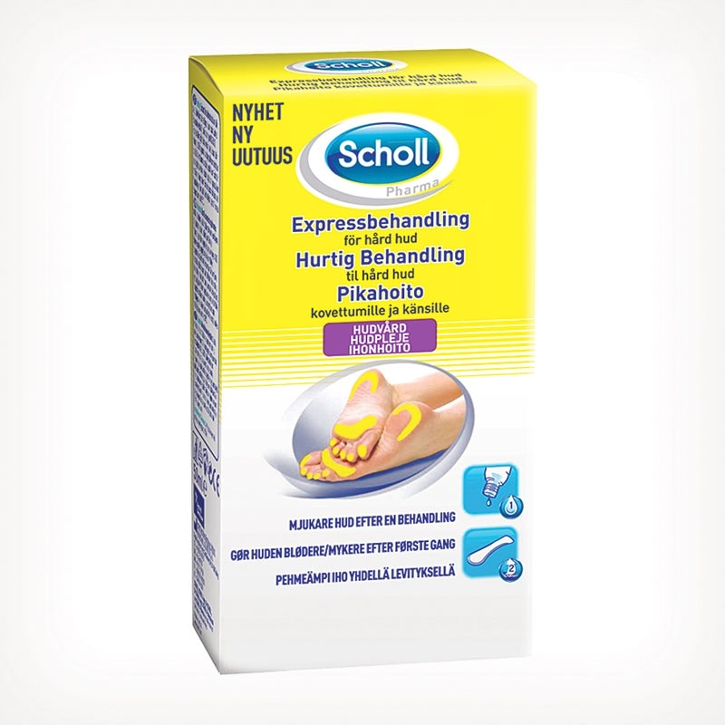 Scholl Express Treatment