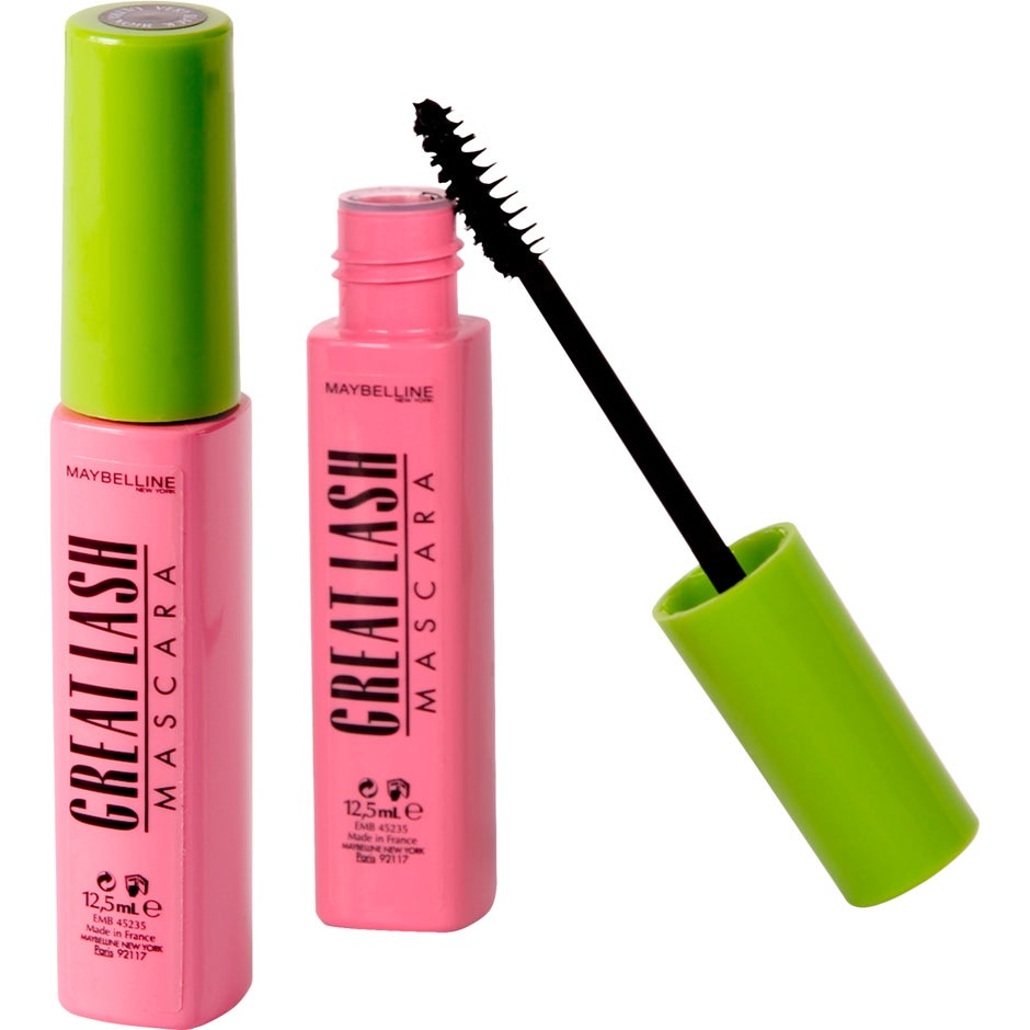 Great Lash Mascara, 12ml Maybelline Mascara