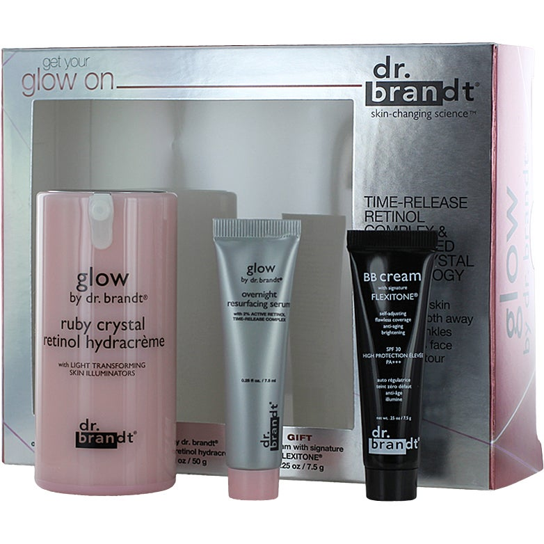 Dr Brandt Get Your Glow On Kit