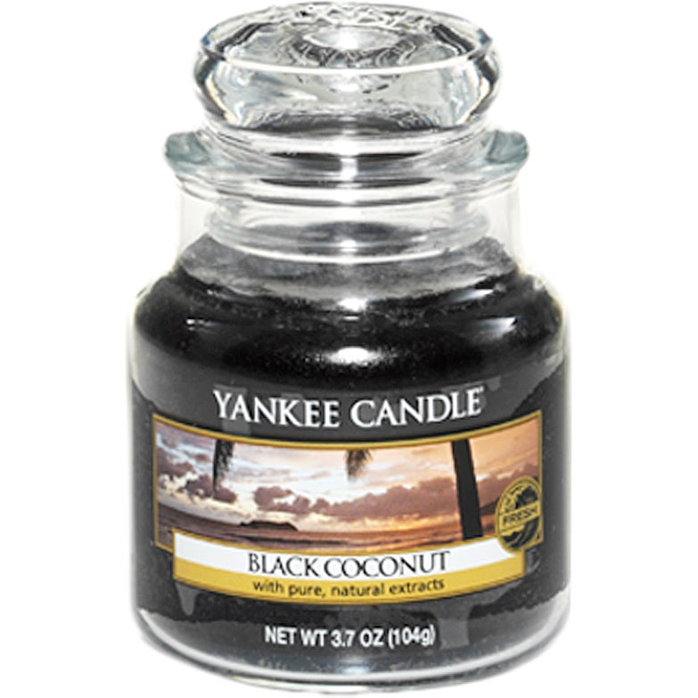 Yankee Candle Black Coconut