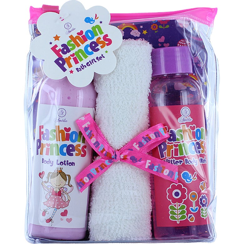 Amélie Fashion Princess Bath Set