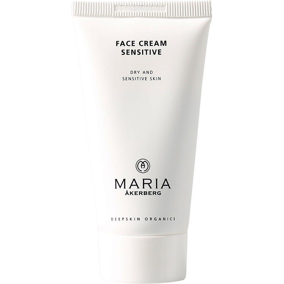 Köp Face Cream Sensitive, 50ml Maria Åkerberg Dagkräm fraktfritt