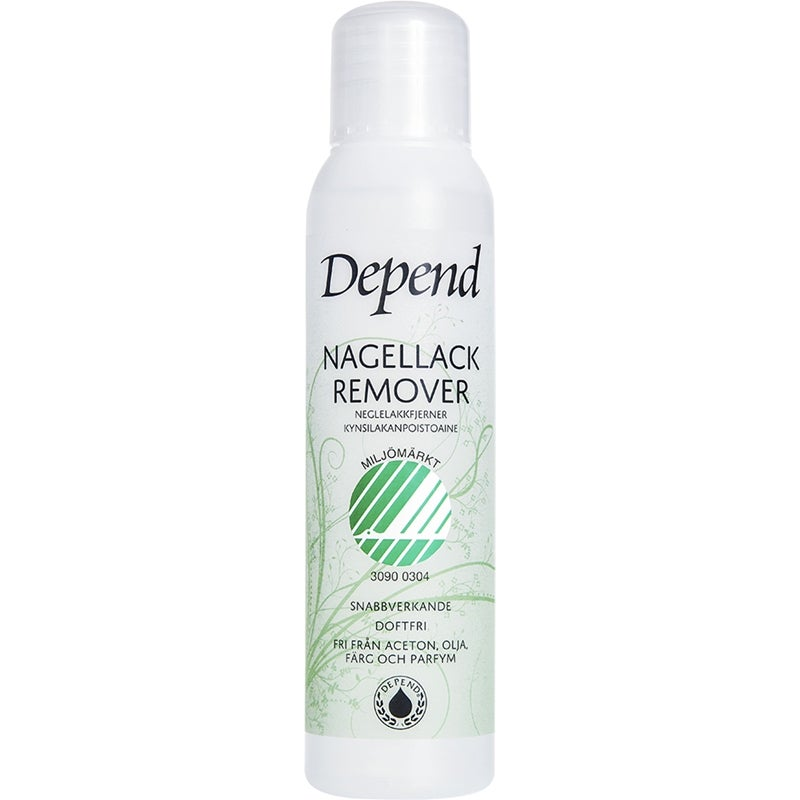 Depend Ecolabelled Svanen Remover