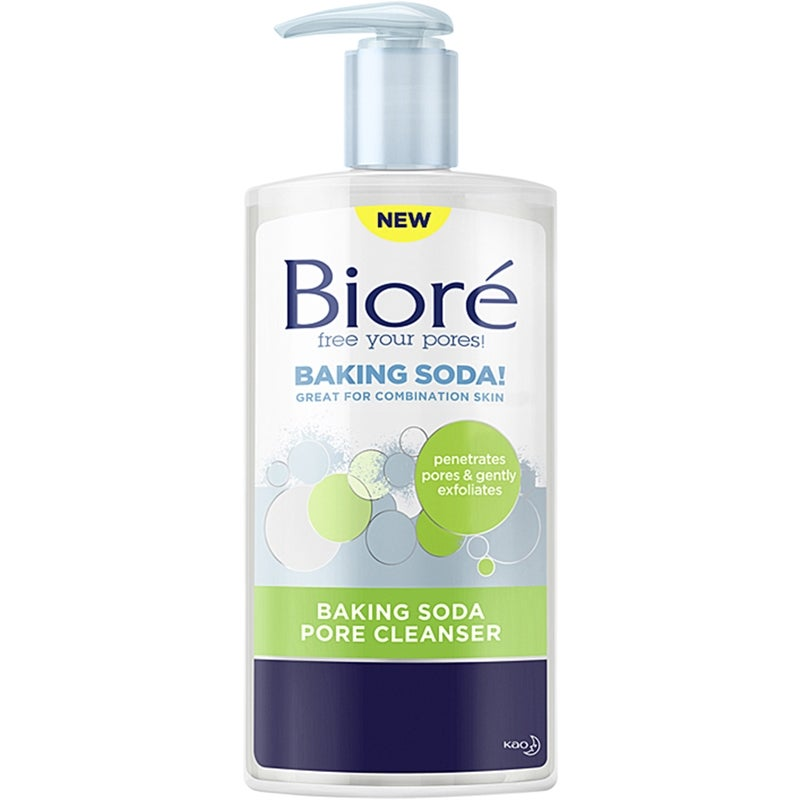 Baking Soda Pore Cleanser
