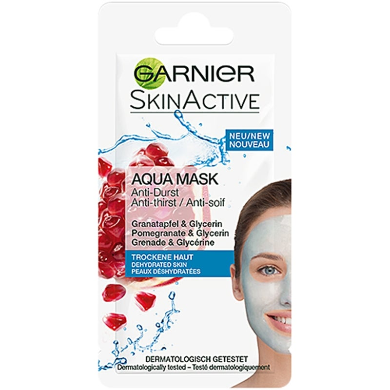 Garnier SkinActive Rescue Mask Thirst