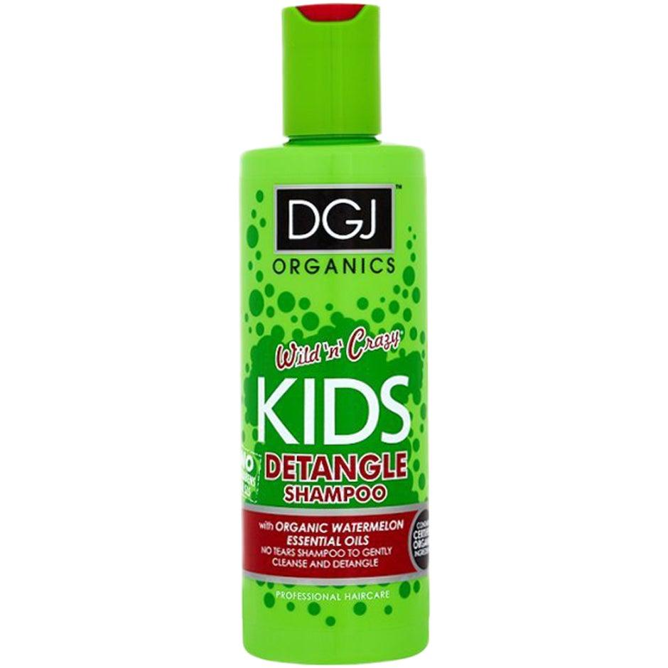 Köp Wild 'n' Crazy Kids,  250ml DGJ Organics Shampoo fraktfritt