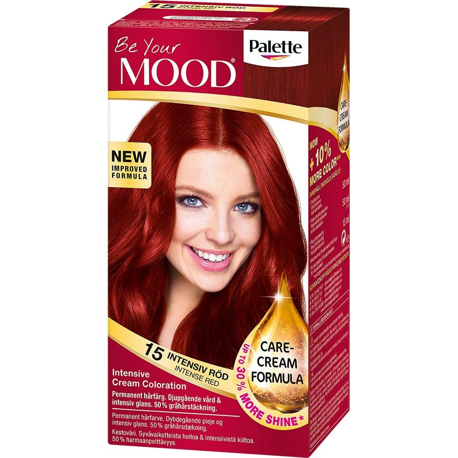 billig röd hårfärg