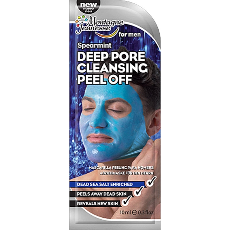 Men's Spearmint Deep Pore Cleansing