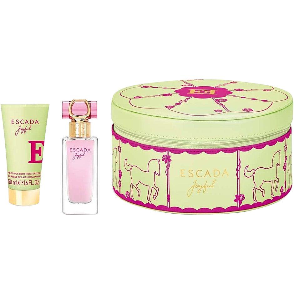 Joyful Giftset 50ml Escada Gift Set Dam thumbnail