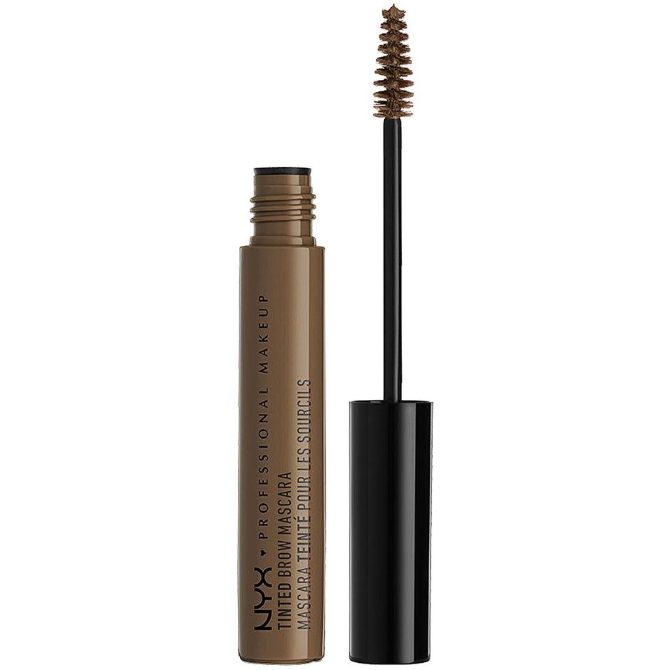 Tinted Brow Mascara, 6 ml NYX Professional Makeup Ögonbrynsmakeup