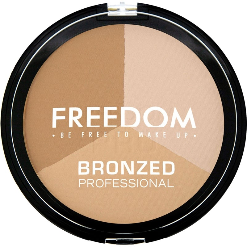 Freedom Makeup London Bronzed Professional