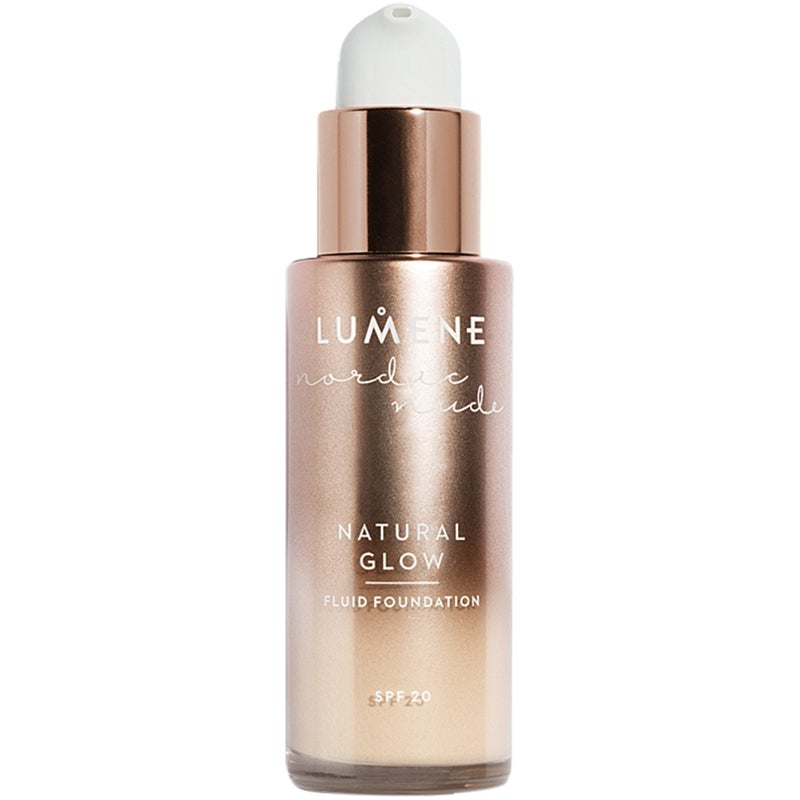 Nordic Nude Natural Glow Fluid Foundation