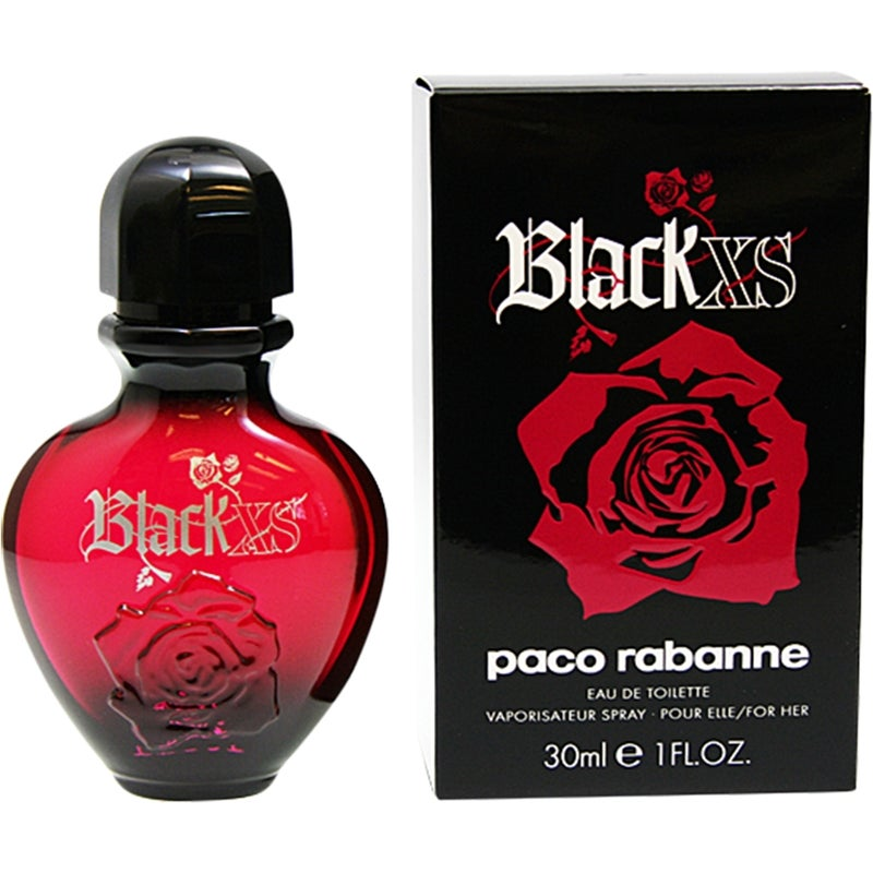 Black XS For Him Paco Rabanne Parfym | Nordicfeel