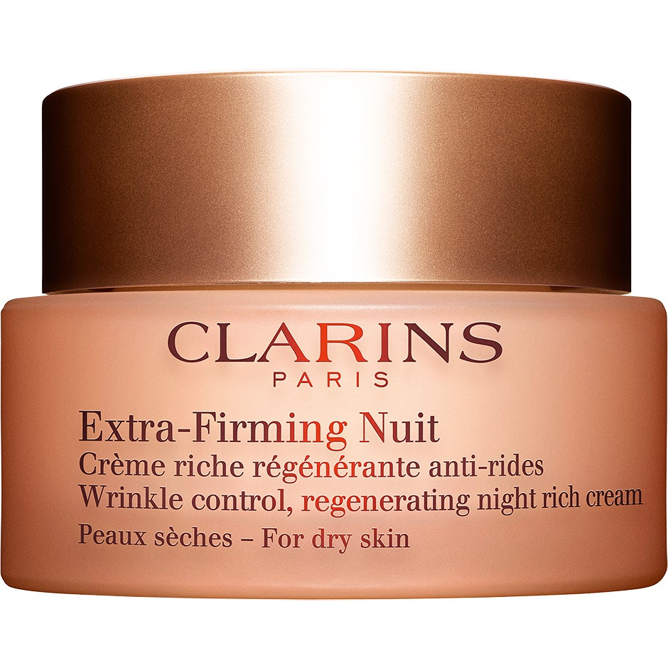 Clarins Extra-Firming Nuit for Dry Skin, 50 ml Clarins Nattkräm