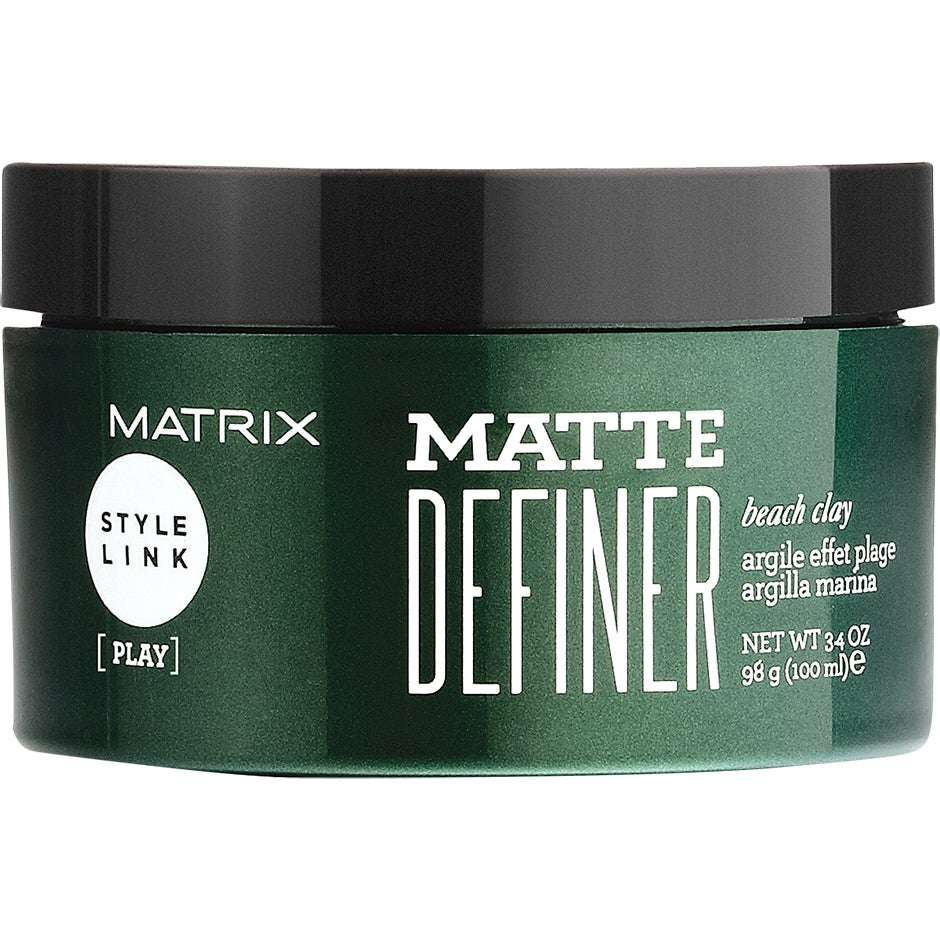 Matrix Style Link Matte Definer Beach Clay, 100 ml Matrix Hårvax