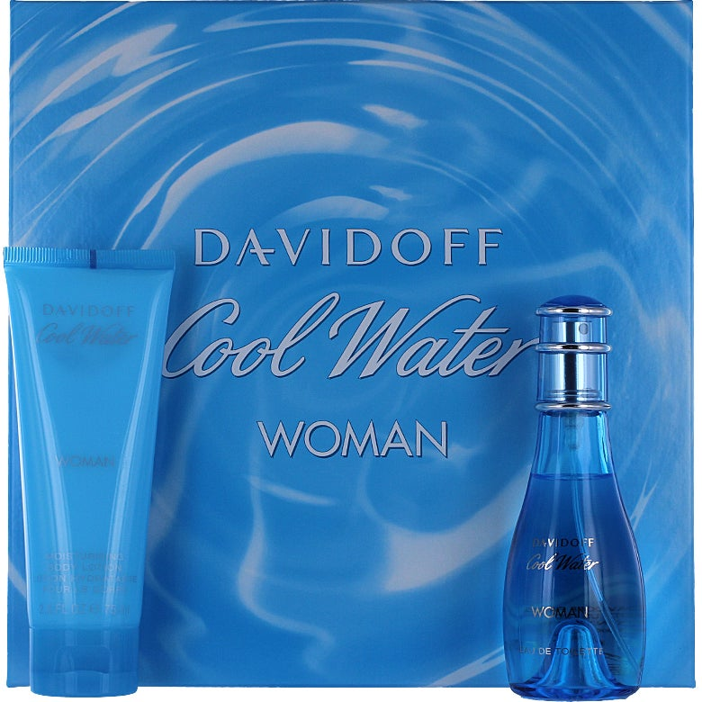 Davidoff Cool Water Giftset
